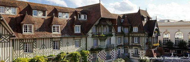 Hôtel Le Normandy Deauville -14