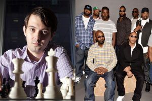 Martin Shkreli appears to be selling his Wu-Tang Clan album on eBay