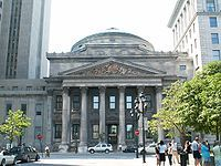 Bank of Montreal's main branch.