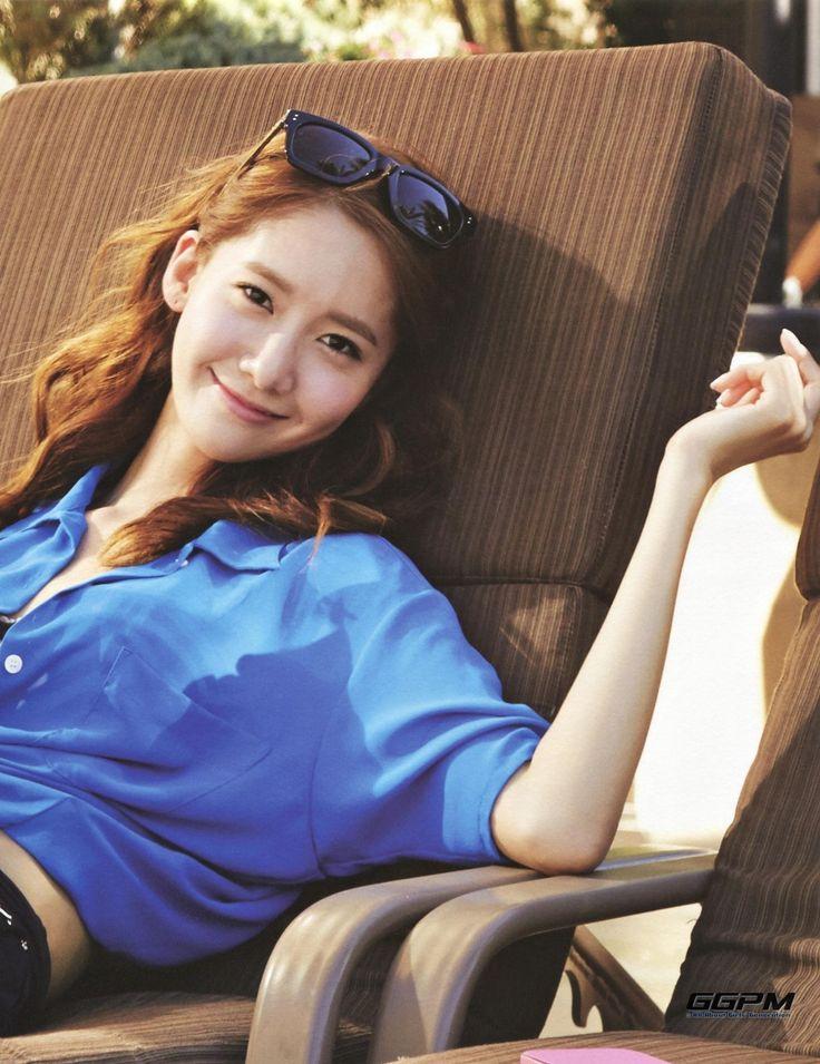 SNSD, Girls Generation in Las Vegas Photobook Yoona