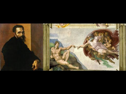 La Creazione di Adamo   Michelangelo Buonarroti è tornato