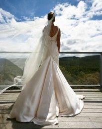 Vanessa Wedding Dress by Gwendolynne - http://gwendolynne.com.au/our-brides/ - image by www.haydencharles.com.au
