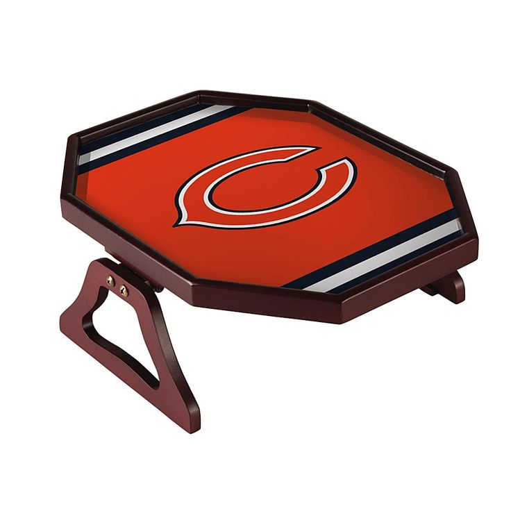 Officially Licensed NFL Armchair Quarterback Snack Tray - Chicago Bears