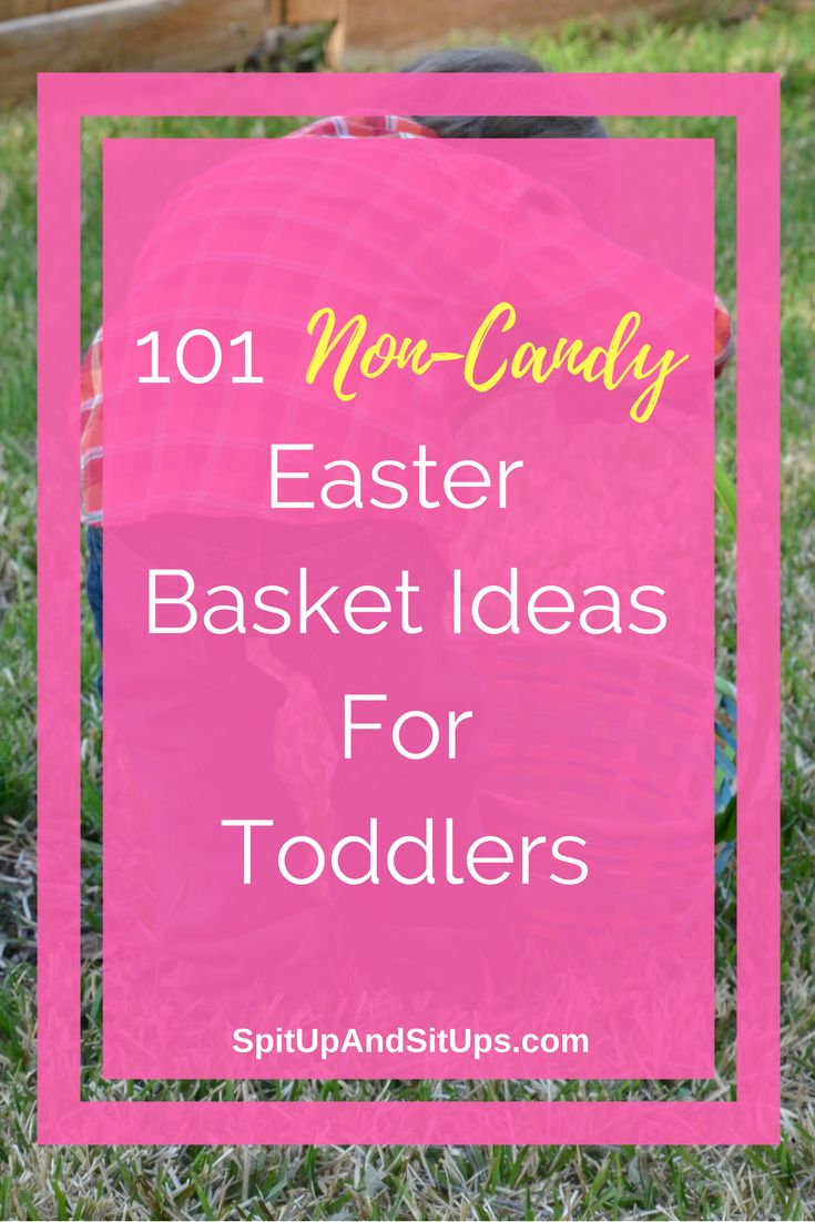 Best 25 easter gifts for children ideas on pinterest easter 101 non candy easter basket ideas for toddlers negle Choice Image