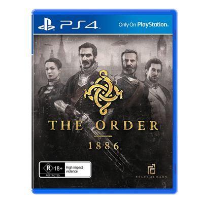 JB Hi-Fi | The Order: 1886 PlayStation 4