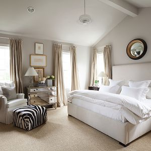 Ashley Goforth Design - bedrooms - vaulted ceiling, vaulted ceiling bedroom, bedroom vaulted ceiling, high vaulted ceiling,