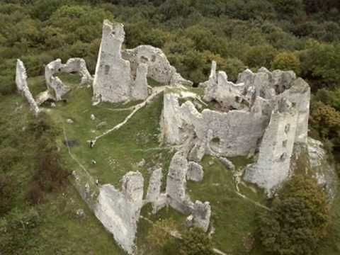 Magyar várak- Hungarian castles