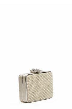 #SimonChang #handbag #Clutch #Pearls #Wedding   www.jeanpaulfortin.com