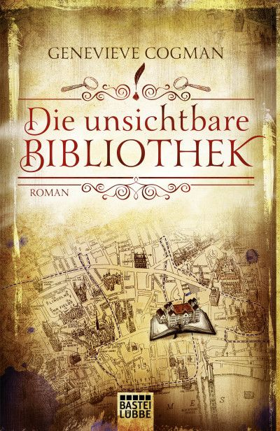 ALLES BEGINNT MIT EINEM BUCH ... Die unsichtbare Bibliothek– ein Ort jenseits von Raum und Zeit und ein Tor zu den unterschiedlichsten...