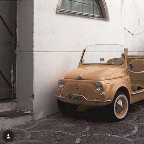 Cute photo @giordanogaetana #love #storeavalon #virginemamapapa #car