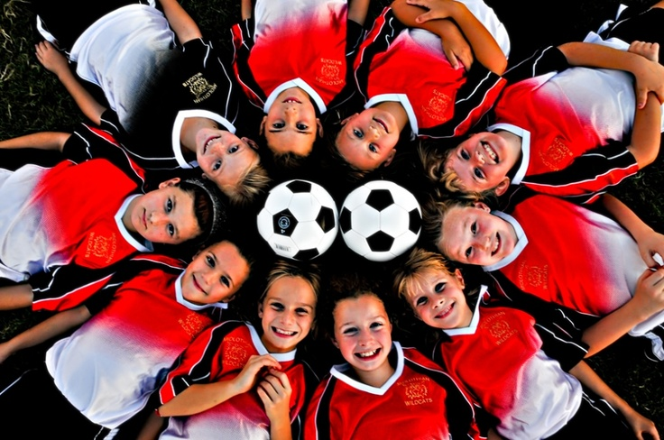 Group cheer photo