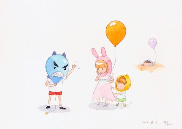 Soh-I Jeong http://sohijeong.blogspot.kr/  I am Jellyfish Tokssoy who is Illustrator and Character Animator. Please enjoy my works and hope you like it.
