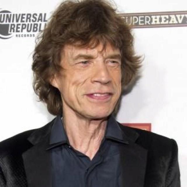Mick Jagger.. Happy 69th Bday!!