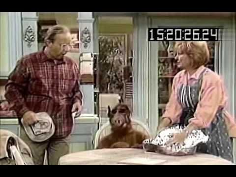 Alf.  This video is outtakes.  I'm now pretty sure Alf was real.