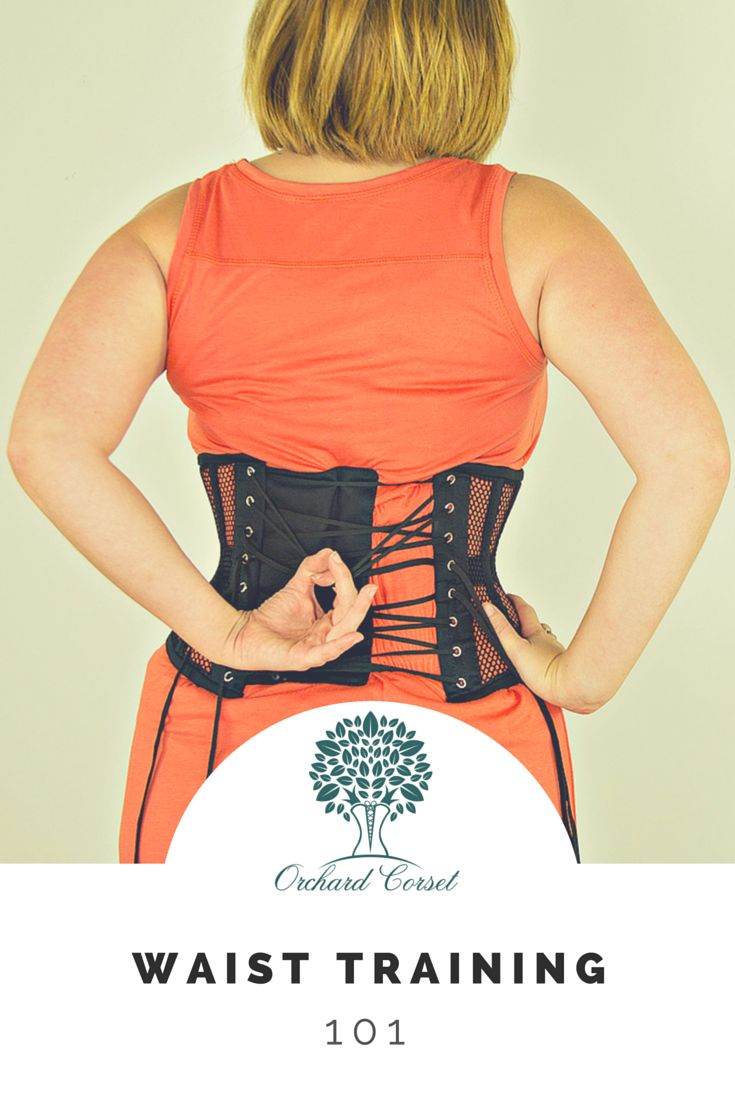 Curious about waist training?  We've gathered everything you could want to know here!