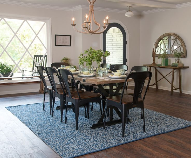 Fixer Upper Season 4 Episode 12 | The Pocket Door House | Chip and Joanna Gaines | Waco, Tx | Dining