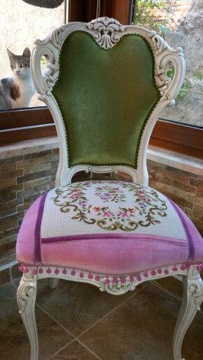 Benim sandalye