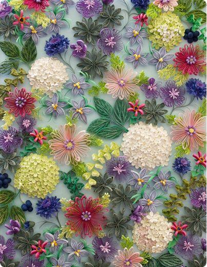 wow..embroidery...インストラクターギャラリー