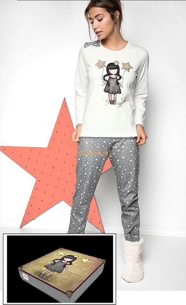 comprare popolare f6497 82337 Santoro London Pigiama The Star Gorjuss | PIGIAMI SANTORO ...