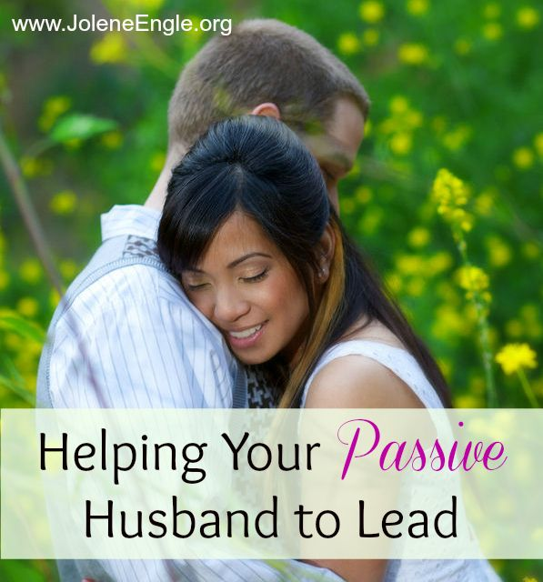 Helping Your Passive Husband to Lead @ The Alabaster Jar