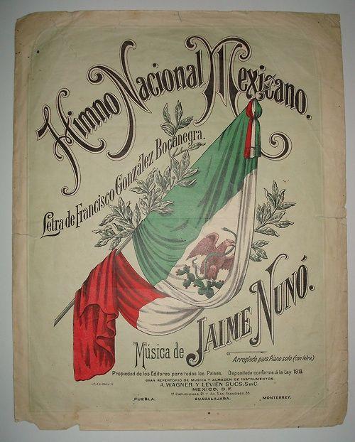 Un día como hoy pero de 1824 nace en SanLuisPotosí, Francisco GonzálezBocanegra, autor de la letra del Himno Nacional Mexicano. Crédito d...