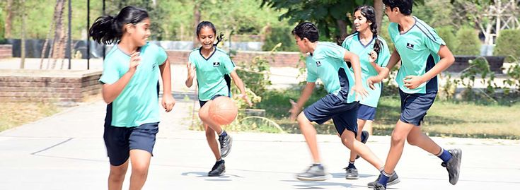 Nalanda International School in Vadodara offers sports activities like basketball, volleyball, football, table tennis, etc. ICSE school offering excellent sports along with academics.