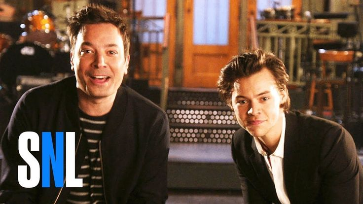 SNL Host Jimmy Fallon and Harry Styles Snap to It - YouTube