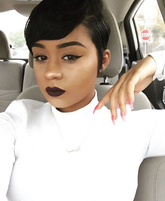 how to style a pixie cut with thick hair 230 best images about amp sweet on hair 7162 | 22c9cf994c72c4f2cc1374a7162c9422 short hairstyles natural hairstyles