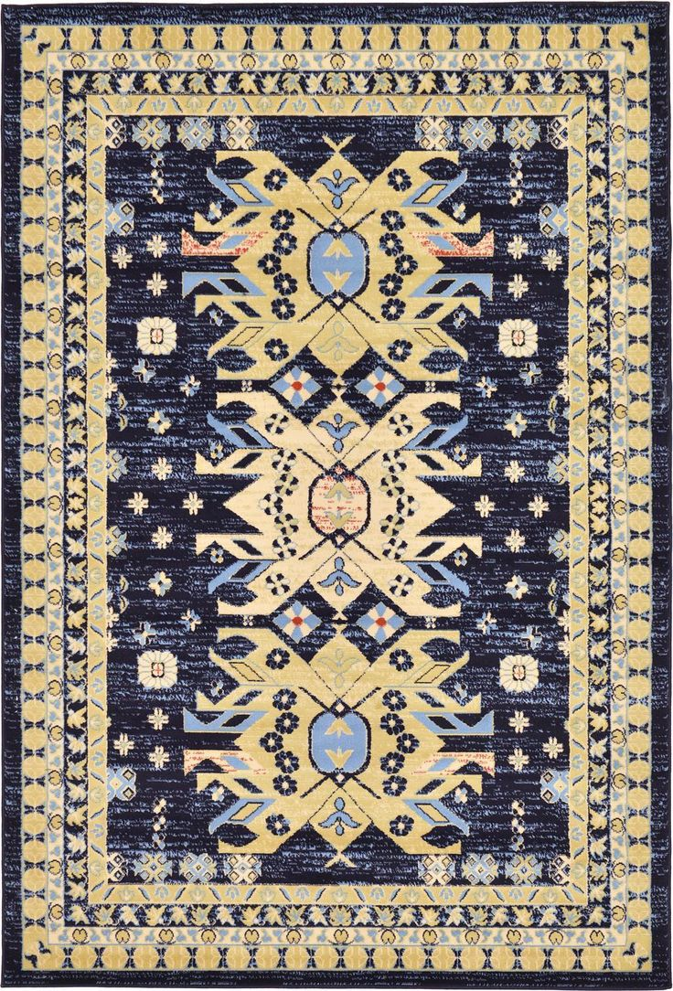 Top 25 ideas about navy blue rugs on pinterest navy blue for Throw rug on top of carpet
