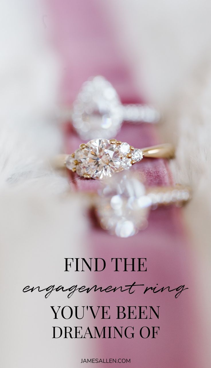 [ad] Click to find the engagement ring you've been dreaming of at JamesAllen.com.