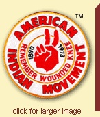 AIM - American Indian Movement Store