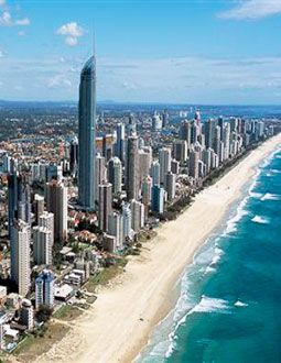 Surfers Paradise - Gold Coast Australia