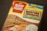 Bak je eigen brood in een handomdraai met de rustieke broodmix van Koopmans