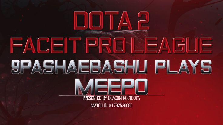 Dota 2 FPL 9pashaebashu Plays Meepo [1792526095]