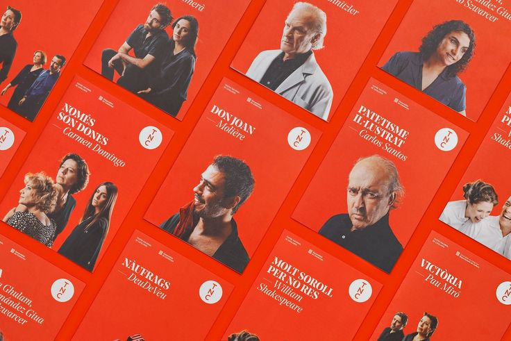 Teatre Nacional de Catalunya 15/16 on Behance