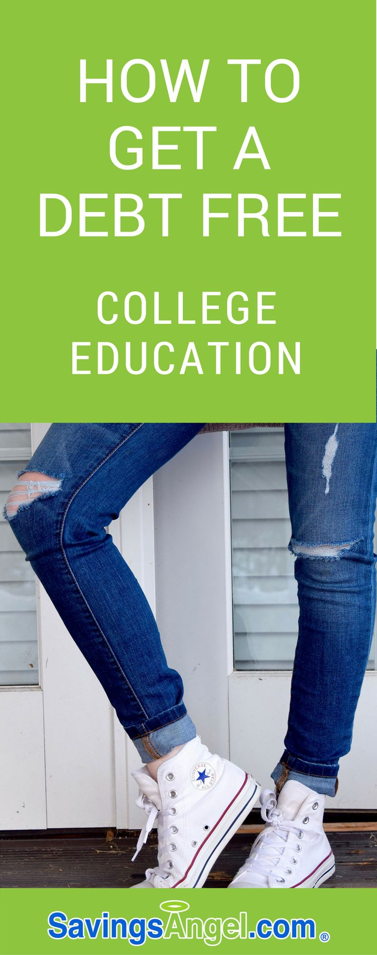 How to get a debt free college education two ways. How to get scholarships! First we'll chat with Jocelyn Paonita of The Scholarship System, where we'll discuss applying for, and landing, college scholarships – regardless of grades or athletic ability. There are scholarships out there for everyone! Then we'll talk with Wayne Weber of Gift of College about how you can now buy gift cards – yes, gift cards – to help pay for someone's college. Still paying a college loan off? How about asking…