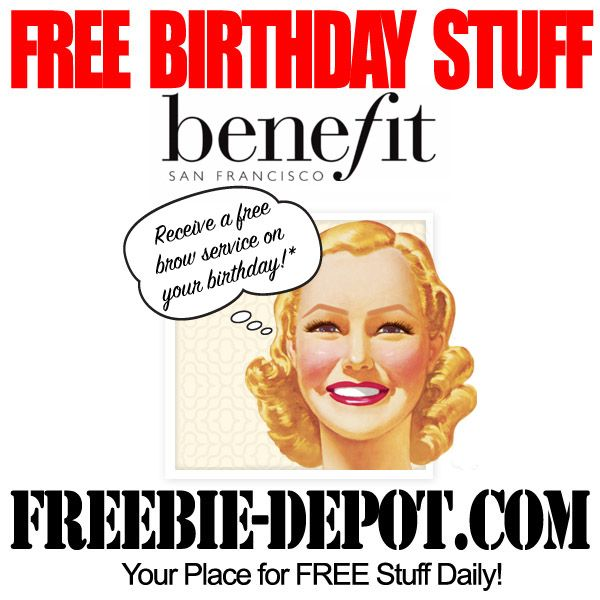 BIRTHDAY FREEBIES – Arby's, Apple  Bees, Barnes, Baskin Robbins, Benihana, Burger King, Cinnabon, Cold Stone, DQ, IHOP, McD's, Orange Julius, Papa Murphy's, Qdoba, Redbox, Red Robin, Schlotzky's, Sephora,  Starbucks, Taco Del Mar, TGI Fridays, Toys R Us, Victoria's Secret, Walmart, Wendy's, Yak & Yeti and many more.