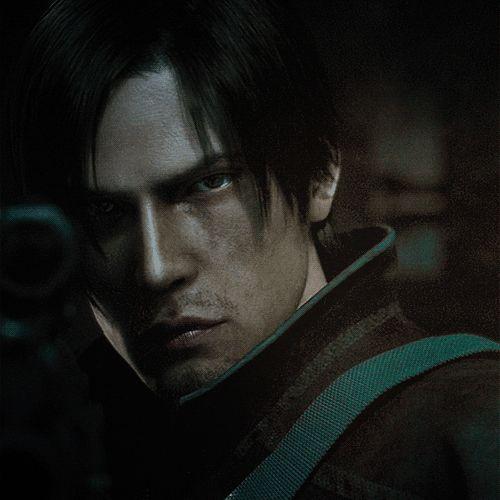 Leon Scott Kennedy GIF, Resident Evil Damnation, The Best Agent