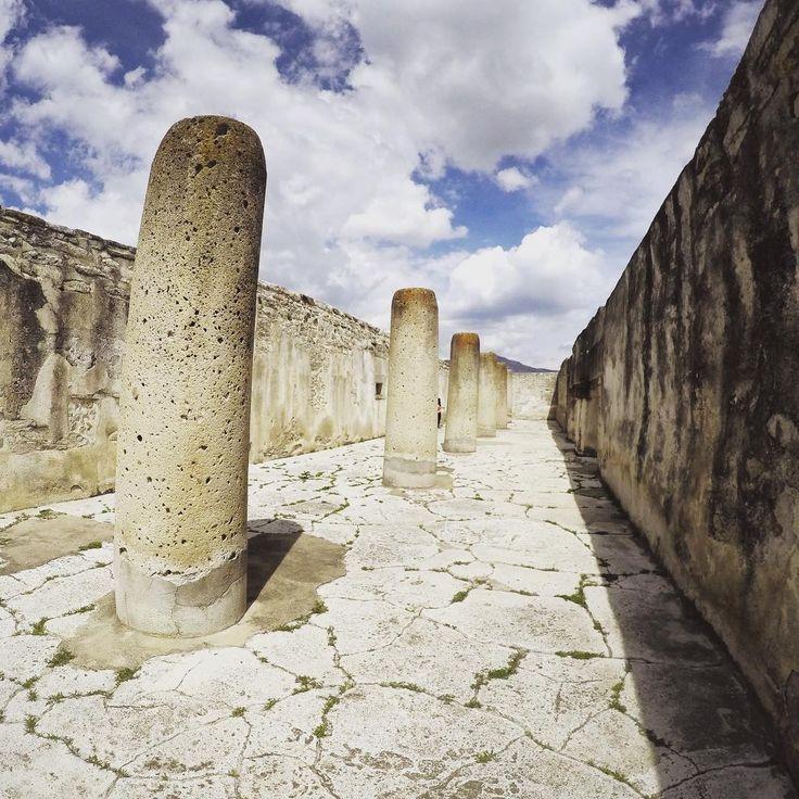 Ruins of Mitla, Mexico