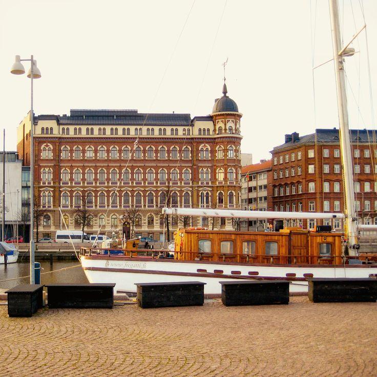 View - Kruunuhaka, Helsinki, Finland - null