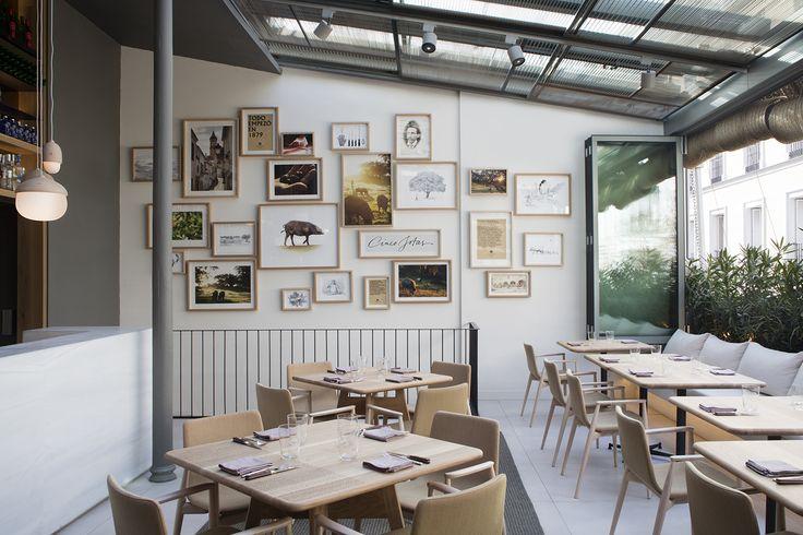 Restaurante 5 Jotas Madrid. Tarruella Trenchs Studio_1