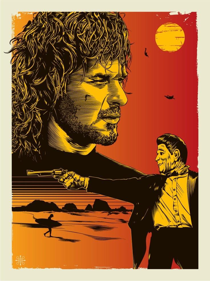 Point Break. Great Art work. Great Movie
