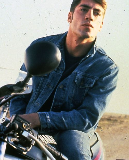 Javier Bardem in Jamón Jamón (Bigas Luna), 1992