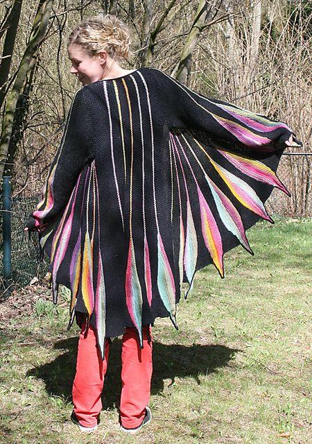 Ravelry: Spring Plumage pattern by Heidrun Liegmann