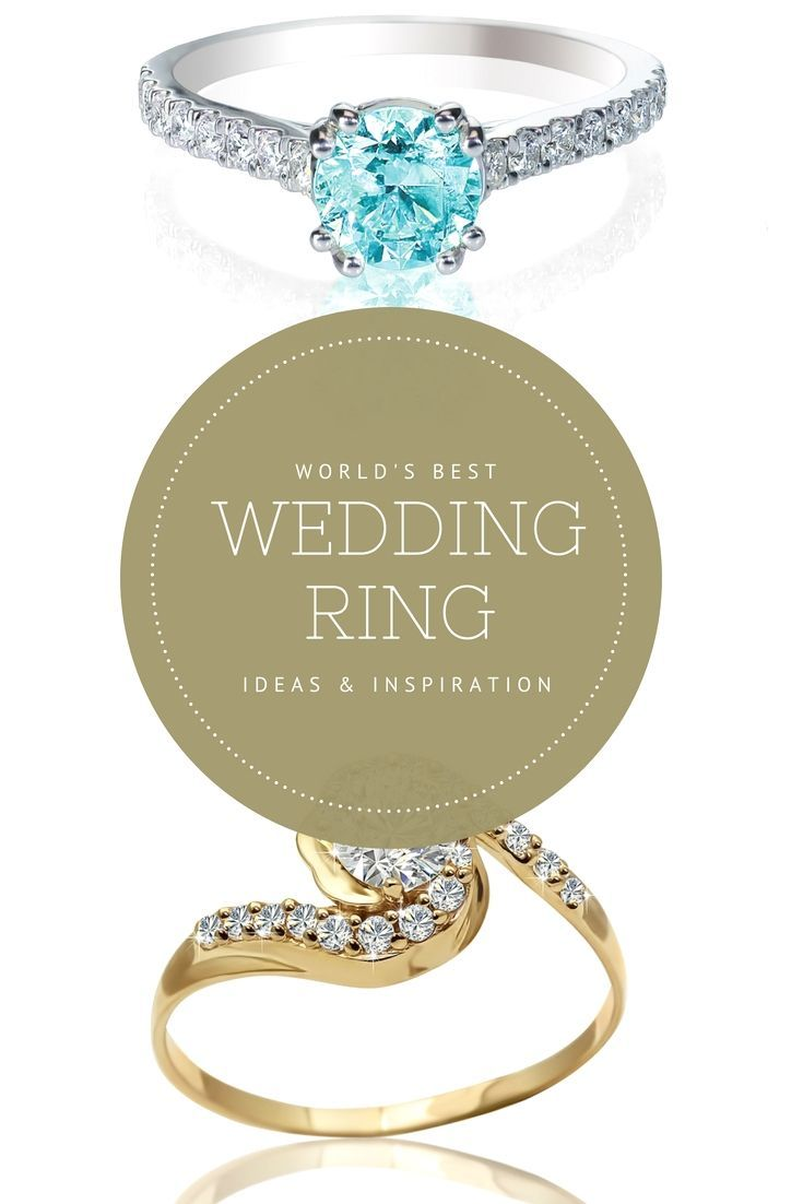14 Perfect Wedding Ring Albums Different Kinds Of Wedding Rings For Man And Women Weddingring Types Of Wedding Rings Cool Wedding Rings