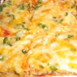 Huevos Rancheros Frittata! My own personal recipe!