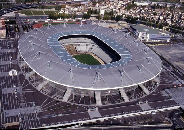 ✅ Stade de France - Saint-Denis (Seine-Saint-Denis)