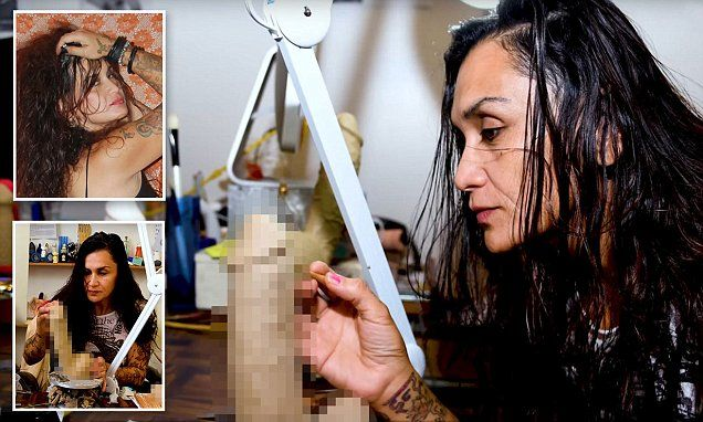 Meet the woman who makes the magic happen.  http://www.dailymail.co.uk/femail/article-4899610/Woman-spent-20-years-designing-sex-toys.html
