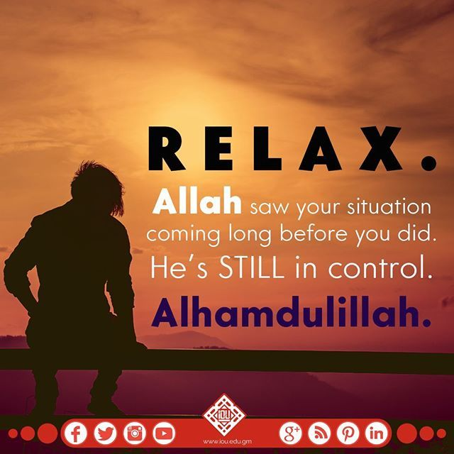 Always remember! There is no situation that you are experiencing alone. Allah is ALWAYS with you! #islamicOnlineUniversity #BilalPhilips #Alhamdulillah #alone