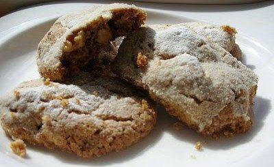 cevizli kurabiye tarifi